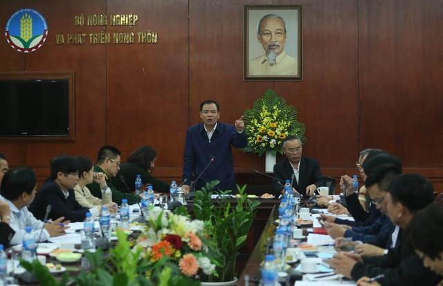 Bộ Y tế, Bộ Công thương không đến dự cuộc họp đầu tiên của Ban chỉ đạo quốc gia phòng chống dịch tả lợn châu Phi - Ảnh 1.