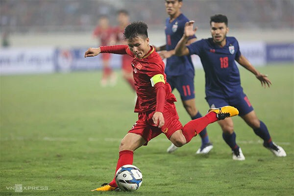 U23 Việt Nam 4-0 Thái Lan: Cách biệt lớn nhất trong lịch sử thắng Thái Lan - Ảnh 10.