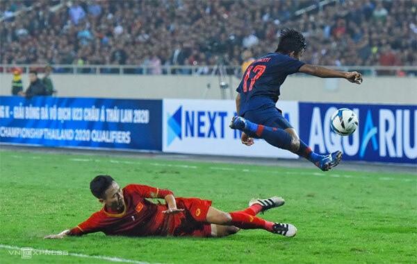 U23 Việt Nam 4-0 Thái Lan: Cách biệt lớn nhất trong lịch sử thắng Thái Lan - Ảnh 13.