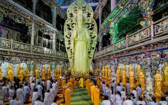 Lâm Đồng: Chấn chỉnh hoạt động tín ngưỡng, tôn giáo tại cơ sở thờ tự Phật giáo