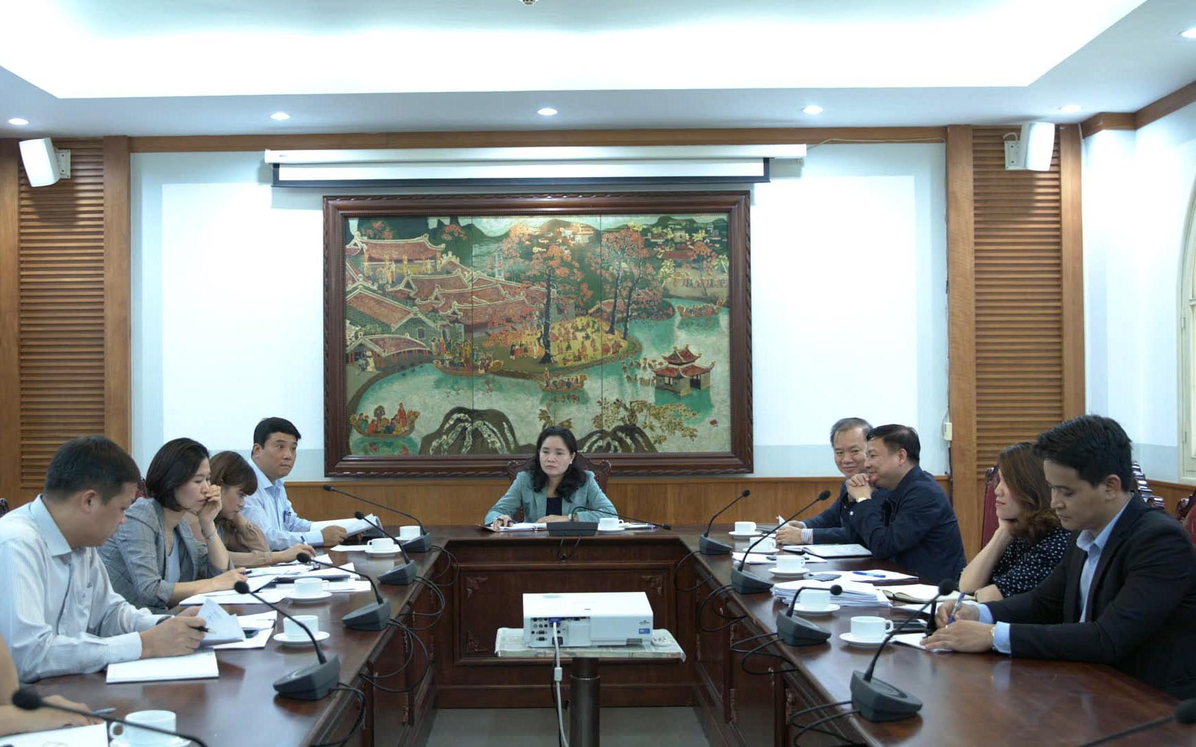 Bộ VHTTDL triển khai sơ kết 5 năm thực hiện Nghị quyết về xây dựng và phát triển văn hóa, con người Việt Nam