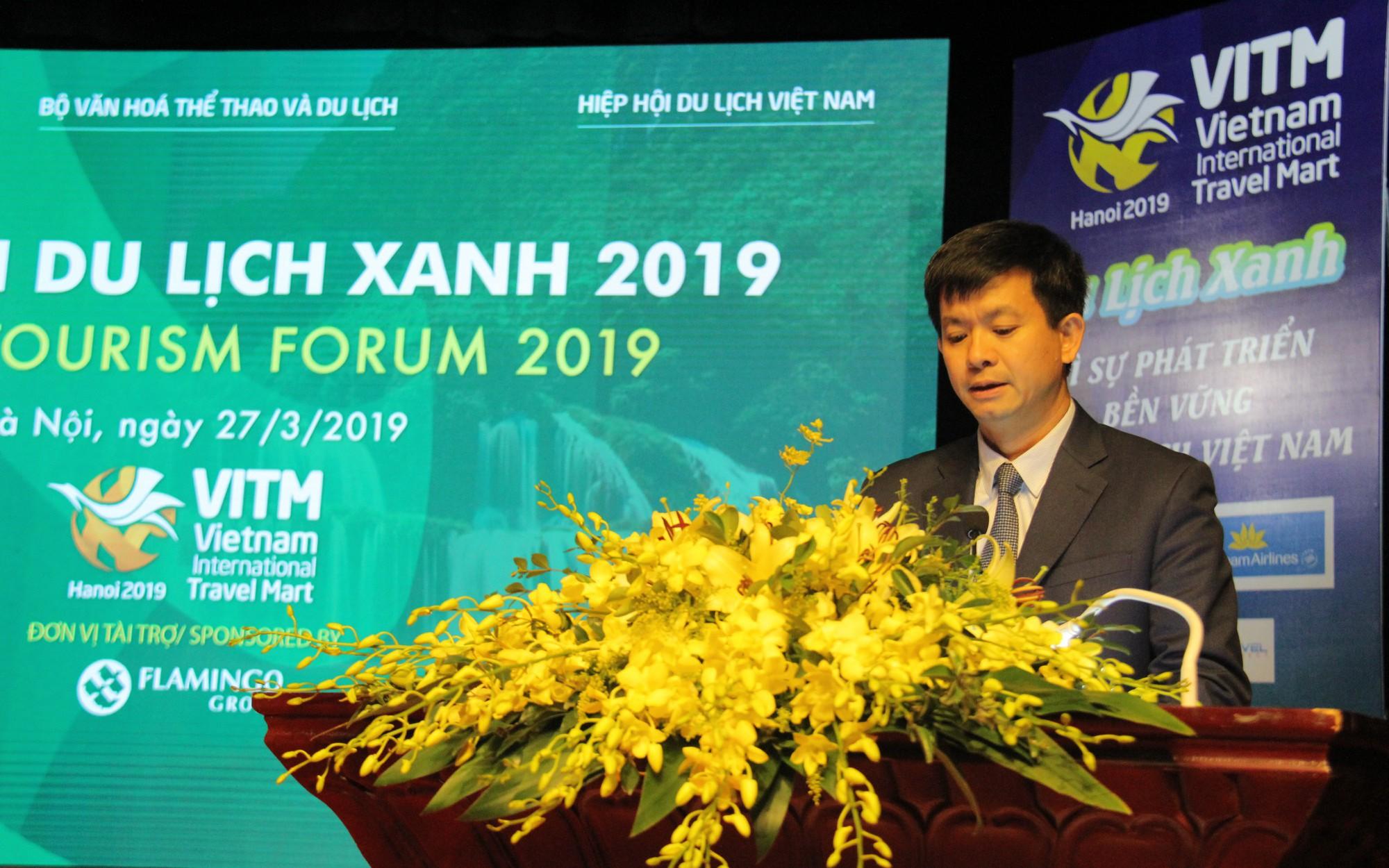 Thứ trưởng Lê Quang Tùng: Chính sách phát triển du lịch của Việt Nam luôn hướng tới chuyên nghiệp và bền vững