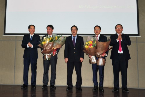 Hà Nội có tân Cục trưởng Cục Thuế - Ảnh 1.