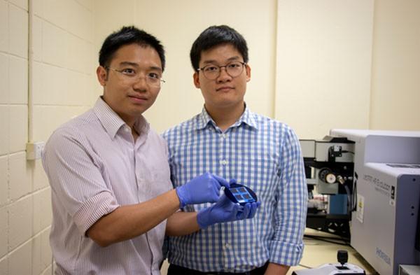 Người Việt trẻ tại Australia đột phá cuộc cách mạng hóa công nghệ năng lượng mặt trời - Ảnh 1.