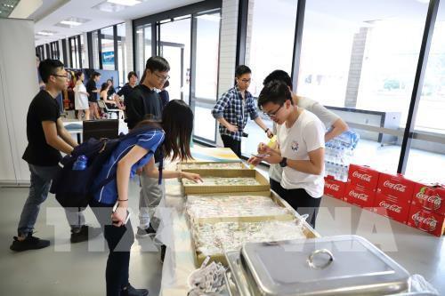 Phở Festival - Vietnam Noodle Festival 2019 gây ấn tượng với người dân Australia - Ảnh 1.