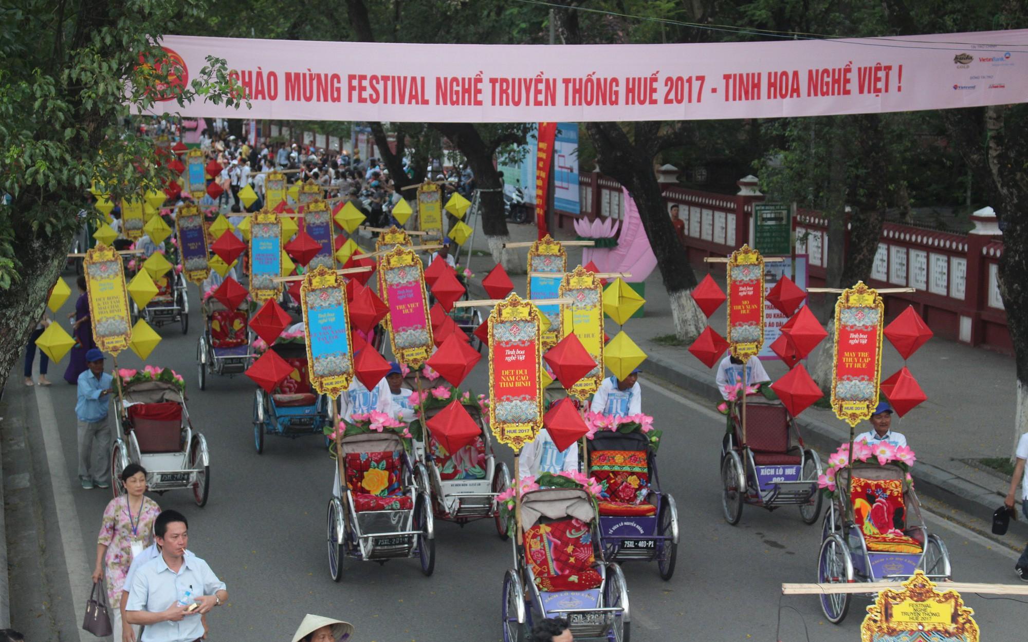 Festival Nghề truyền thống Huế 2019: Khẳng định và nâng tầm một thương hiệu