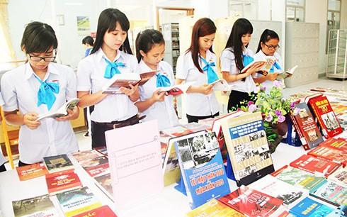 Nhiều hoạt động hưởng ứng Ngày Sách Việt Nam trên địa bàn tỉnh Khánh Hòa
