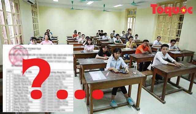 Nâng điểm thi xét đại học từ 0 – 9: Cuộc tiếp tay của những cú chạy chọt trên đường đời từ phụ huynh? - Ảnh 3.