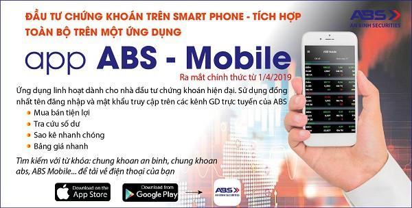 An Bình ra mắt ứng dụng đầu tư chứng khoán trên smart phone - Ảnh 1.