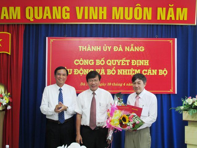 Công bố Quyết định bổ nhiệm Phó Chánh Thanh tra thành phố Đà Nẵng - Ảnh 1.