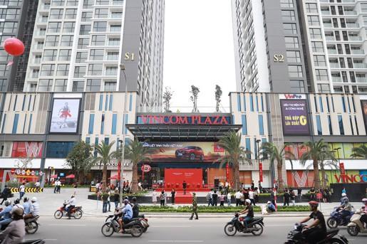 Khai trương TTTM Vincom Plaza Skylake tại Nam Từ Liêm, Hà Nội - Ảnh 1.