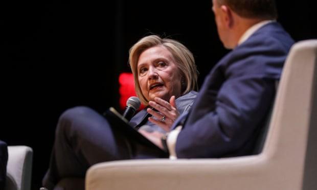Sóng gió WikiLeaks: Bất ngờ đòn đá xoáy Tổng thống Trump của bà Hillary Clinton  - Ảnh 1.