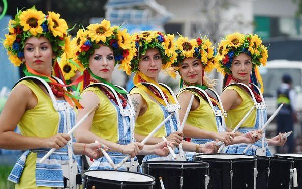Sôi động Lễ hội Carnival tại TP.biển Sầm Sơn