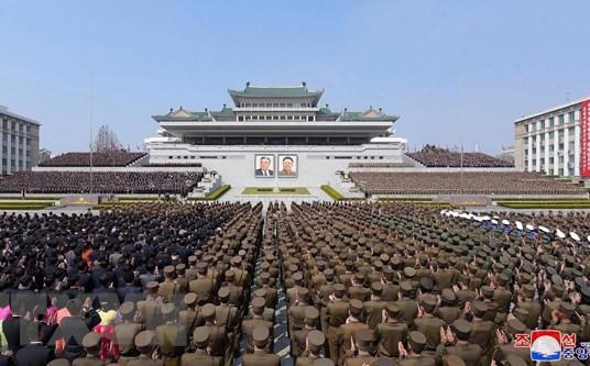Khả năng Trung Quốc đăng cai Hội đàm thượng đỉnh Mỹ-Triều lần 3 - Ảnh 1.