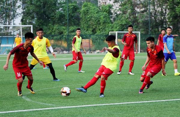 U18 Việt Nam công bố danh sách tham dự Giải U18 Quốc tế Hong Kong 2019 - Ảnh 1.