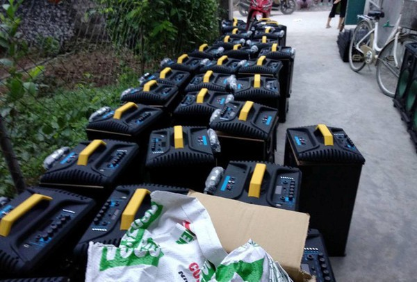 Nghệ An: Bắt gần 1,7 tấn ma túy ngụy trang trong loa thùng, có đối tượng người nước ngoài cầm đầu - Ảnh 2.