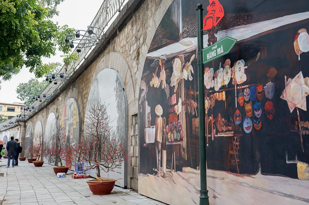 Mở rộng không gian văn hóa phố Phùng Hưng