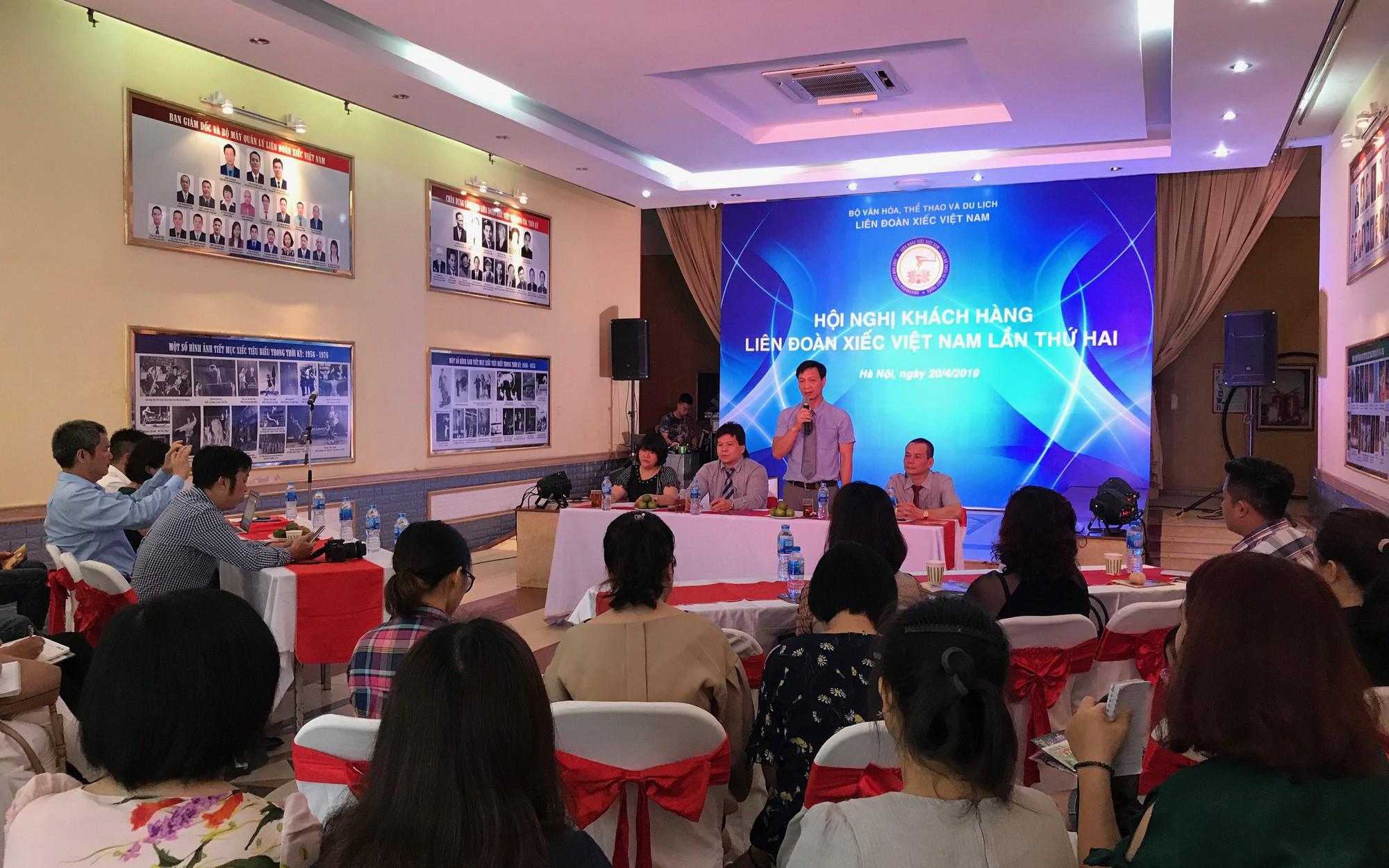 Liên đoàn Xiếc Việt Nam lấy ý kiến để phục vụ khán giả tốt hơn