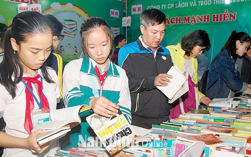 Nam Định: Đa dạng các hình thức phát triển văn hóa đọc