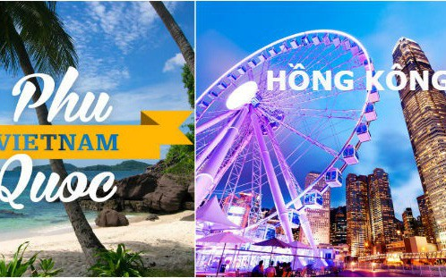 Khai trương đường bay thẳng Phú Quốc - Hồng Kông