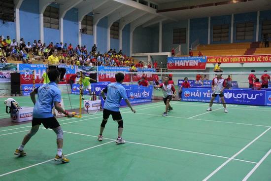 Tổ chức giải Cầu lông trung cao tuổi toàn quốc năm 2019 tại Lâm Đồng - Ảnh 1.