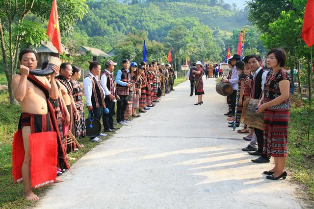 Ngày hội giao lưu VHTTDL các dân tộc thiểu số vùng biên giới Việt Nam – Lào - Ảnh 1.