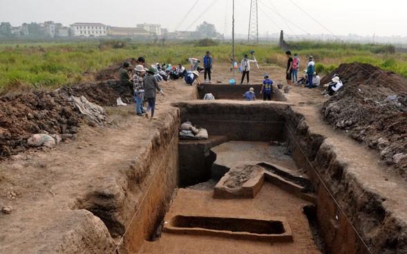 Bộ VHTTDL cấp phép thăm dò, khai quật khảo cổ tại 3 khu vực thuộc huyện Hoài Đức