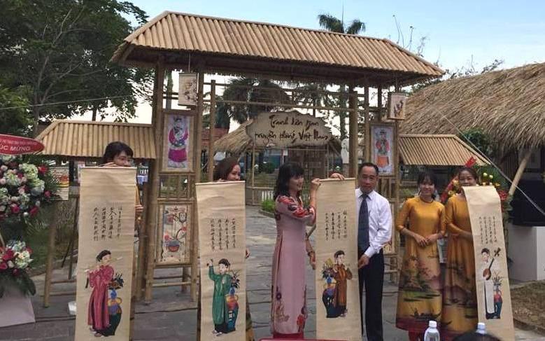 Giới thiệu bộ sưu tập các dòng tranh dân gian truyền thống Việt Nam