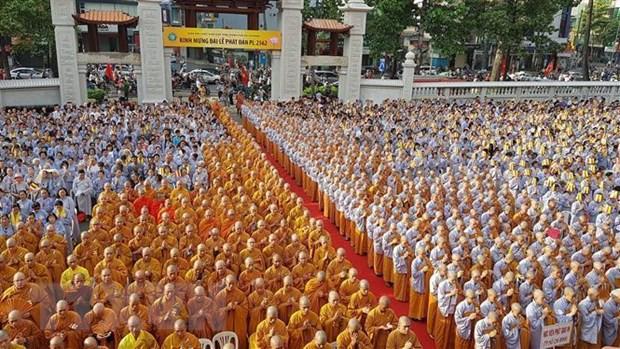 Bộ Ngoại giao: 1.500 đại biểu quốc tế dự Đại lễ Phật đản Liên hợp quốc Vesak 2019 - Ảnh 1.