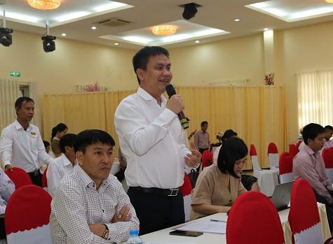 Phó Thủ tướng Trương Hòa Bình tiếp xúc cử tri doanh nghiệp Long An - Ảnh 4.