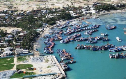 Dự kiến lượng du khách tham quan huyện đảo Lý Sơn trong dịp đại lễ 30/4 và 1/5 sẽ đạt mốc trên 12.000 lượt