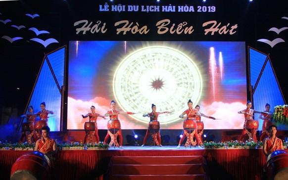 Thanh Hóa: Tưng bừng lễ khai trương du lịch biển Hài Hòa năm 2019