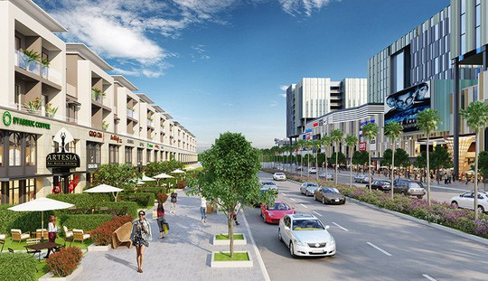 Sở Xây dựng tỉnh Long An tuýt còi các dự án bất động sản chưa đủ điều kiện kinh doanh - Ảnh 1.