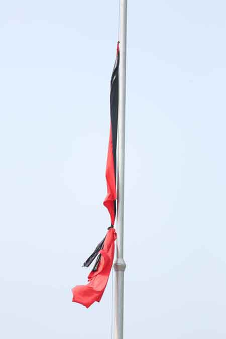 Bộ VHTTDL gửi công điện về việc ngừng các hoạt động vui chơi, giải trí trong những ngày Lễ Quốc tang Đại tướng Lê Đức Anh - Ảnh 1.
