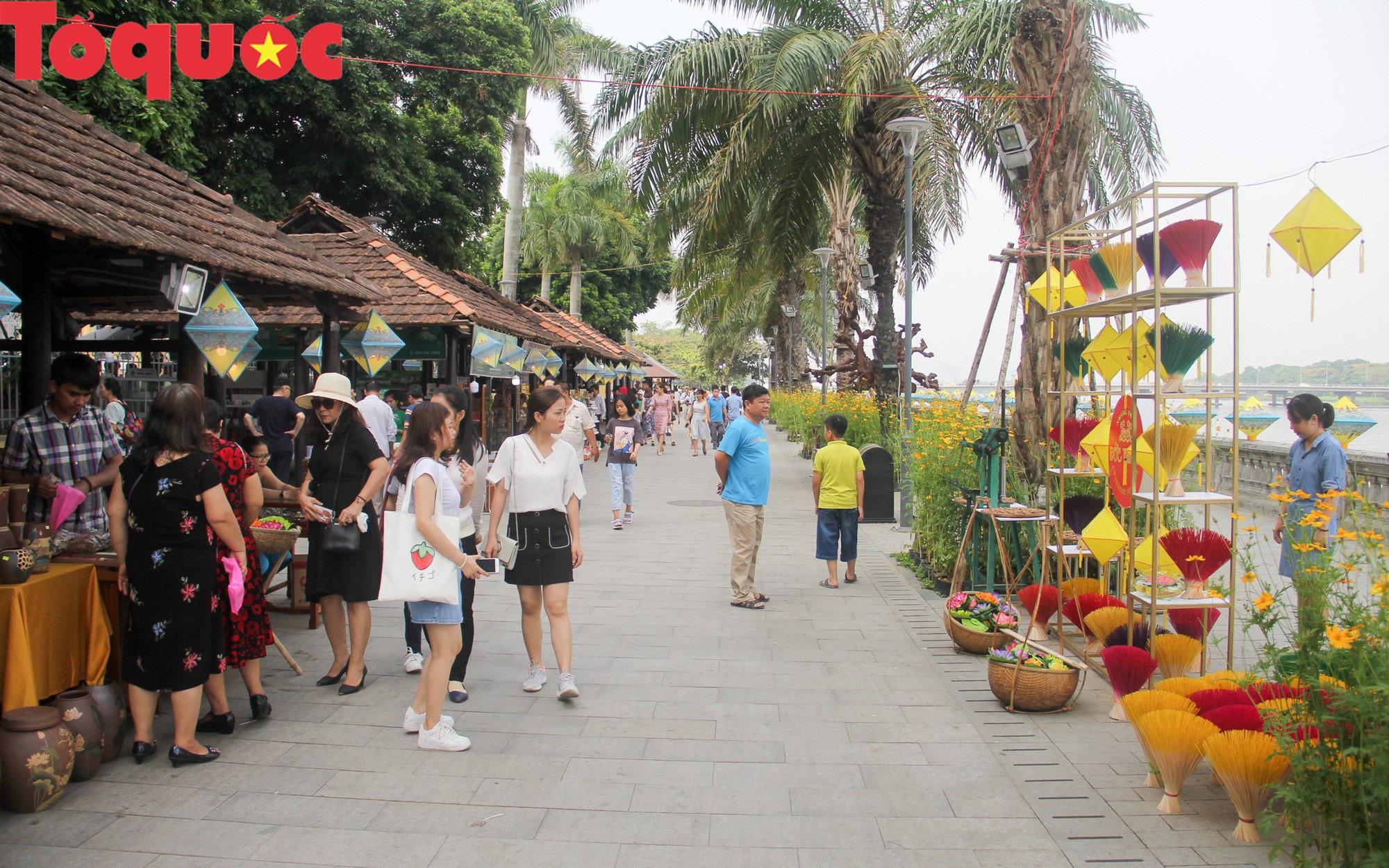 Tinh hoa làng nghề Việt hội tụ bên dòng sông Hương