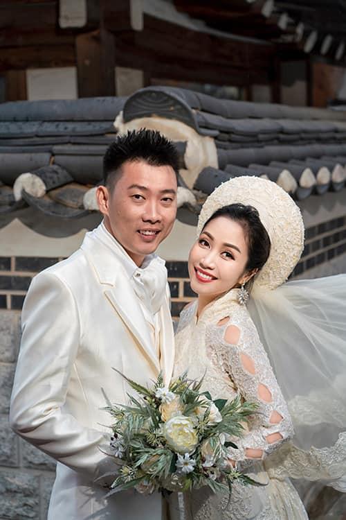 Ốc Thanh Vân khoe ảnh cưới chụp tại Hàn Quốc, vô tình để lộ hình xăm gợi cảm - Ảnh 5.