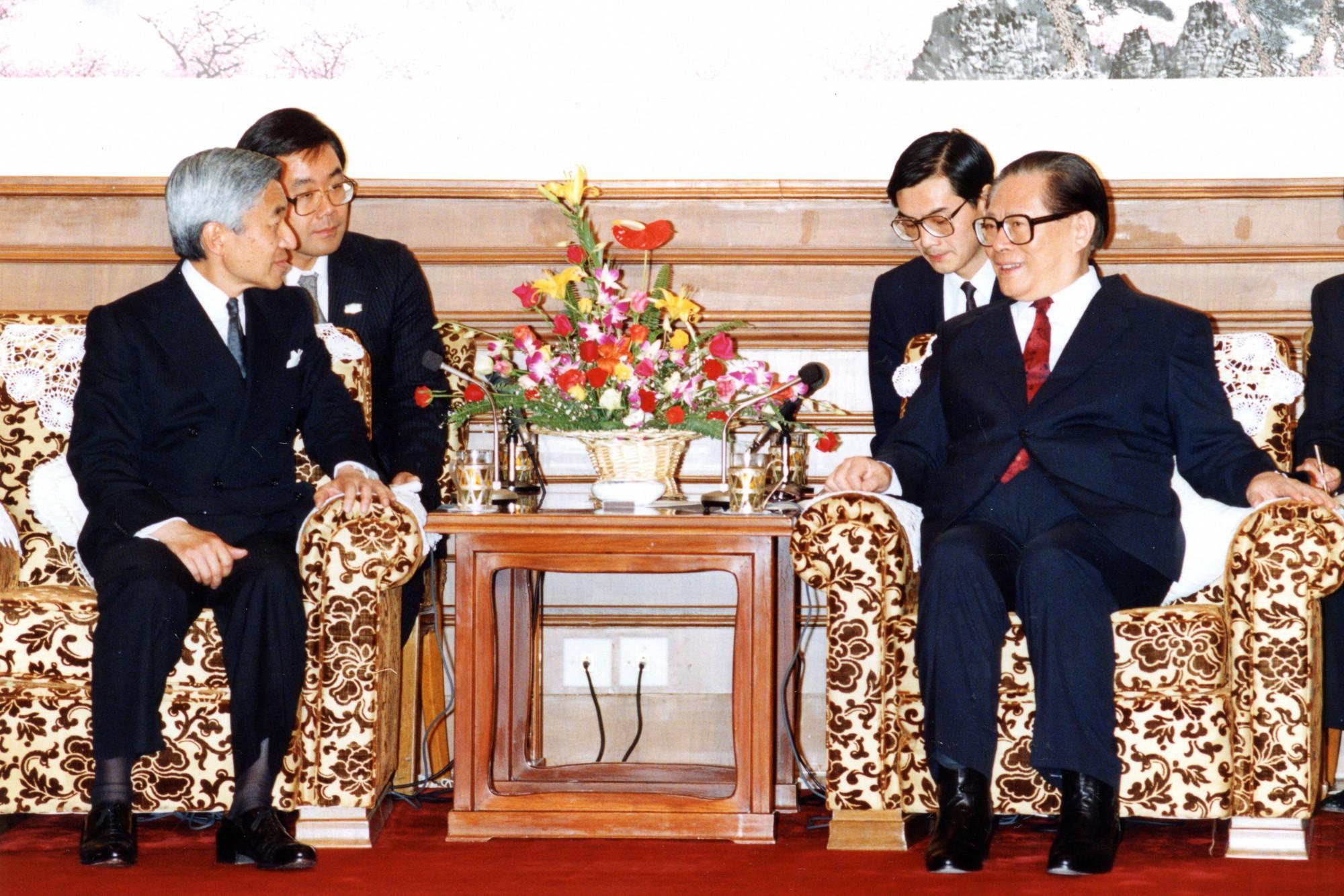 Nhật Hoàng Akihito: Vị hoàng đế của nhiều lần đầu tiên - Ảnh 11.