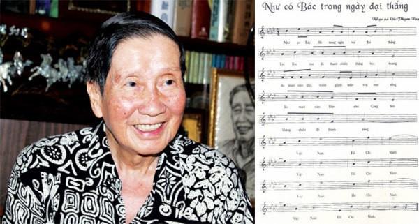 Tháng 4 lịch sử và bài hát Như có Bác trong ngày đại thắng ngân vang trong lòng người - Ảnh 1.