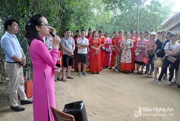 Hơn 27.000 lượt khách về thăm quê Bác trong 2 ngày đầu dịp lễ - Ảnh 2.