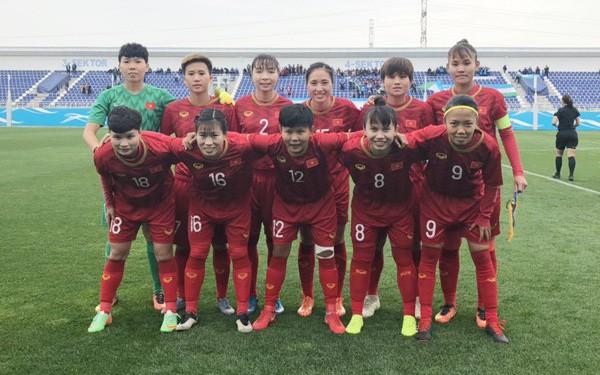 Tuyển nữ Việt Nam giành trọn 3 điểm trận ra quân vòng loại Olympic 2020