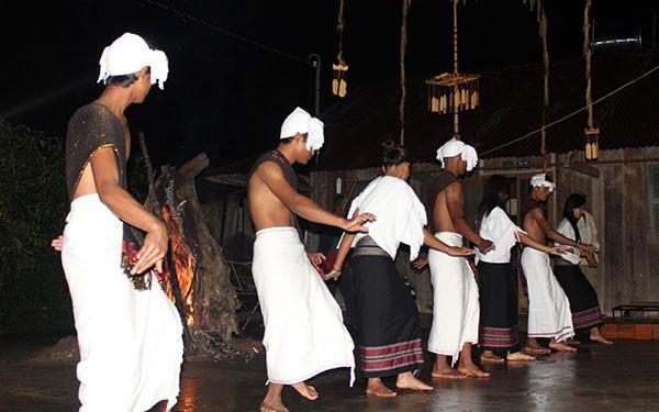 Sưu tầm sản phẩm văn hóa, phục dựng Lễ hội dân tộc Chu - ru ở Lâm Đồng