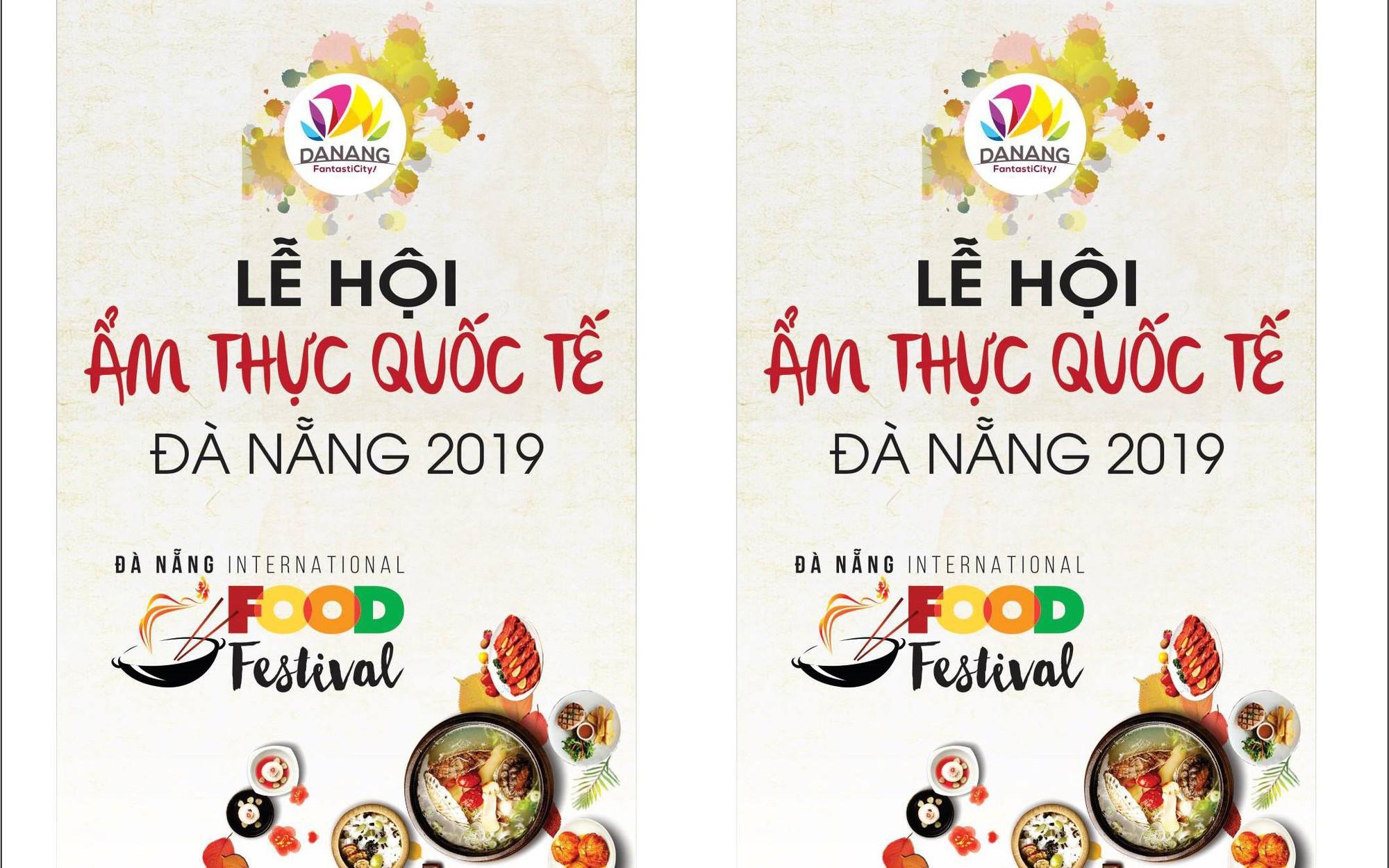"""""""Lễ hội Ẩm thực Quốc tế Đà Nẵng 2019"""" thu hút sự tham gia của nhiều đầu bếp nổi tiếng thế giới"""