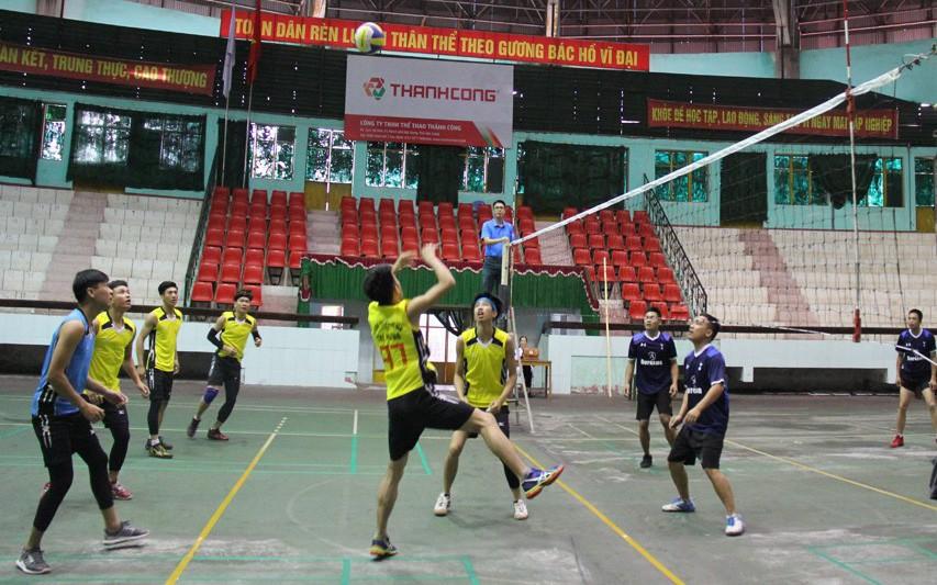 Tổ chức Giải vô địch Bóng chuyền nam tỉnh Bắc Giang 2019