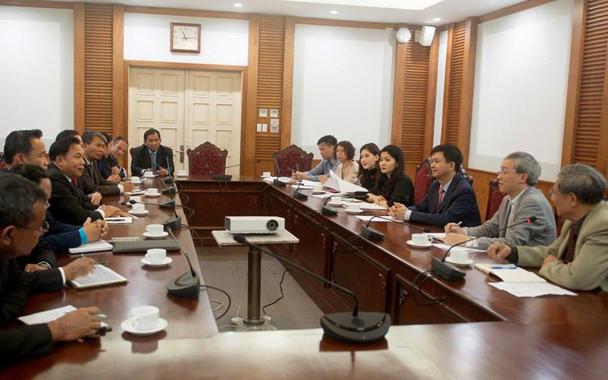 Việt Nam hỗ trợ Lào xây dựng hồ sơ đề cử Vườn Quốc gia Hin Nam No