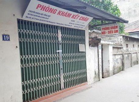 Hà Nội: Một người phụ nữ tử vong bất thường sau khi truyền đạm tại phòng khám - Ảnh 1.
