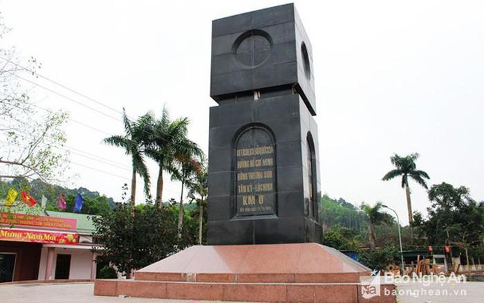 Công nhận điểm du lịch Di tích Quốc gia đặc biệt Km0 - Đường Hồ Chí Minh