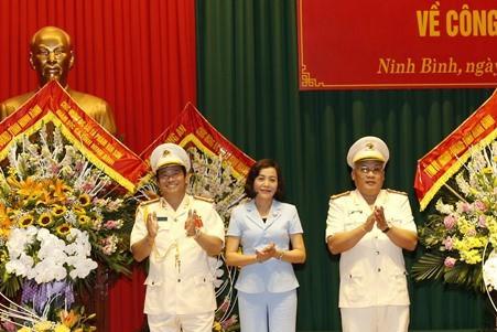 Bộ Công an bổ nhiệm nhân sự Giám đốc Công an Ninh Bình - Ảnh 1.