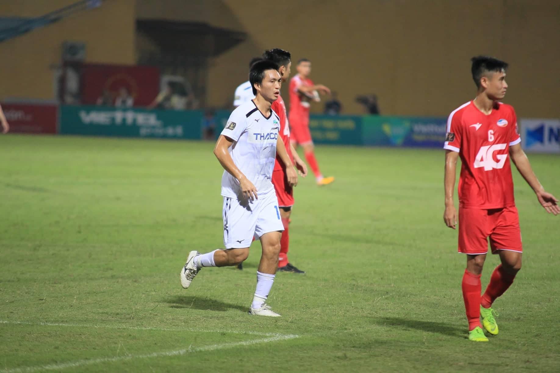 [Chùm ảnh] Văn Thanh nổ súng, HAGL đại thắng CLB Viettel trên sân khách - Ảnh 3.