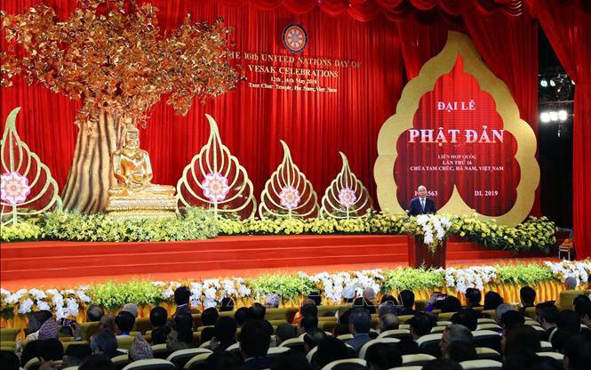 Thủ tướng Nguyễn Xuân Phúc dự Khai mạc Đại lễ Phật đản Liên Hợp Quốc – Vesak 2019