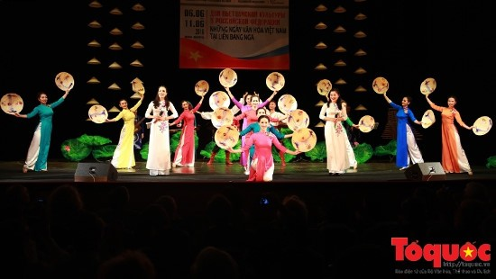 Văn hóa Việt sẵn sàng tỏa sáng trong lòng nước Nga - Ảnh 3.